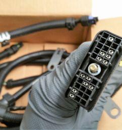 detroit diesel ddec2 engine harness ddecii 6v92 part 23502686 for sale online ebay [ 1600 x 899 Pixel ]