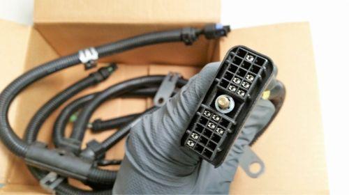 small resolution of detroit diesel ddec2 engine harness ddecii 6v92 part 23502686 for sale online ebay