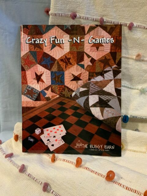 Buggy Barn Pattern : buggy, pattern, Buggy, Quilt, Pattern, Undeniably, Crazy, Great, Online