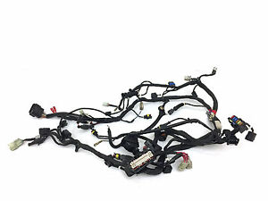 DUCATI 2012 MONSTER 1100 EVO ABS OEM MAIN ELECTRICAL WIRE