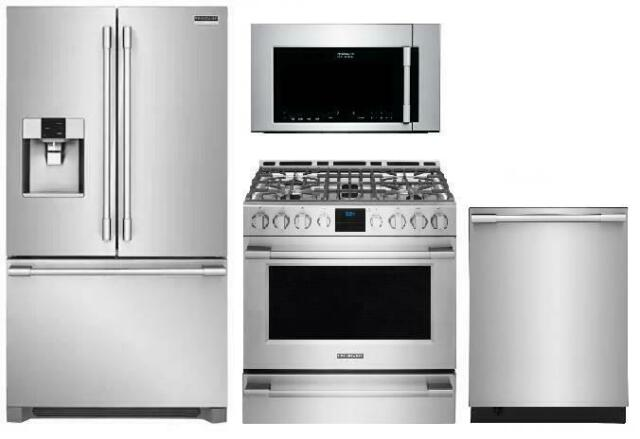 frigidaire professional microwave over range 30 convection stainless steel