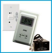 SKYTECH Model TS/R-2-A Wireless Thermostat Fireplace ...