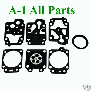 Carburetor Carb Kit Walbro D20-WYJ Gaskets Diaphragms