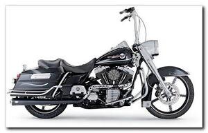 Vance & Hines 86739 Harley touring RSD tracker true duals