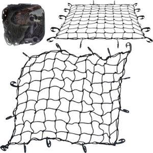 Cargo Net & Hooks: 36
