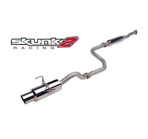 Skunk2 Racing Mega Power Cat Back Exhaust System 1996-2000
