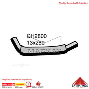 CH2800 Engine By Pass Hose for Holden Rodeo RA 3.5L V6