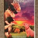 Babe (VHS, 2000, Clamshell) – Used/VGC