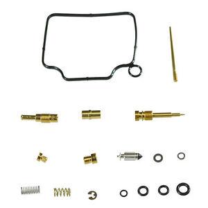 New Carb Carburetor Repair Rebuild Kit 93-00 Honda TRX300