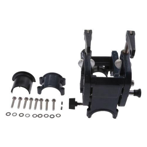 vehicle parts accessories aluminium outboard motor bracket mount heavy duty boat auxiliary racks wacker dentaltechnik