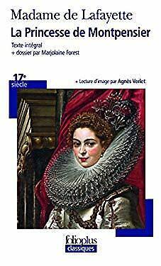 La Princesse De Montpensier Analyse : princesse, montpensier, analyse, Princesse, Montpensier, (French, Edition), Fayette,, Marie-Madeleine, 9782070462797