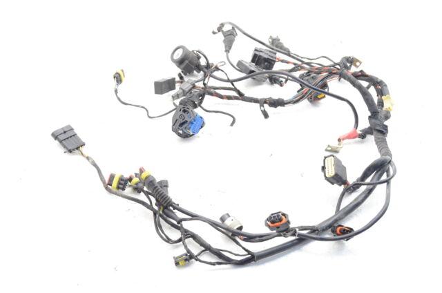 2006 Ducati 749 999 Main Wiring Harness SQUARE Headlight