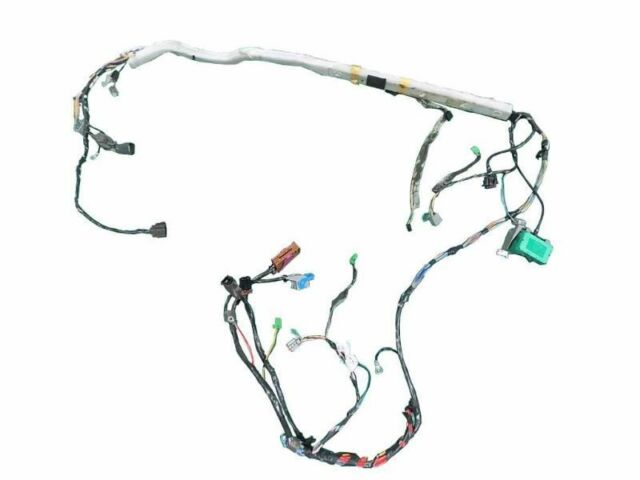 Interior Rear Body Wire Wiring Harness Sedan OEM Volvo S60