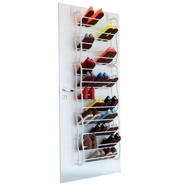 gpct gpct1060 over the door wall hanging shoe rack