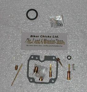 KAWASAKI 1988-1998 KLF 220 Bayou Carburetor Carb Rebuild
