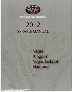 2012 Victory Vegas Kingpin Jackpot Hammer repair service