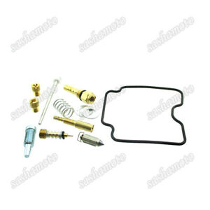 ATV Carburetor Repair Rebuild Kit For SUZUKI LTZ400 2003