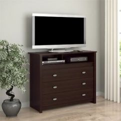 Media Chest For Living Room Mattress Sofa 5930303k Essential Home Tv Stand Wood Bedroom Furniture Stock Photo