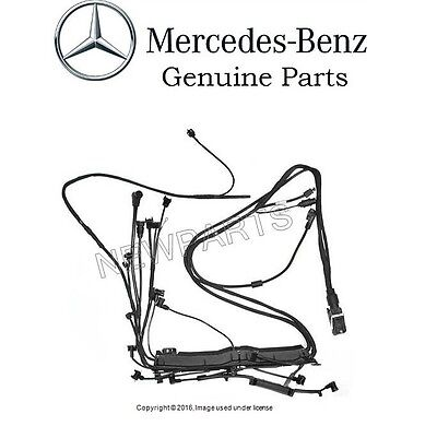 For Mercedes W124 E320 Engine Wiring Harnes-Fuel Injection