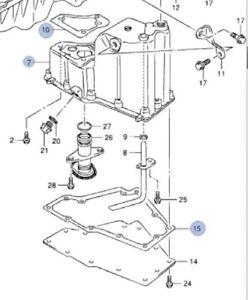 Genuine Suzuki GRAND VITARA GV 2005-15 Engine Oil Sump Pan
