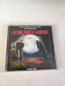 La Lune Dans Le Caniveau : caniveau, SOUNDTRACK:, Caniveau, (1994, Japan), BVCP-1070