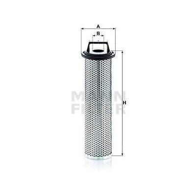 1 Filter, Arbeitshydraulik MANN-FILTER HD 7002 passend für