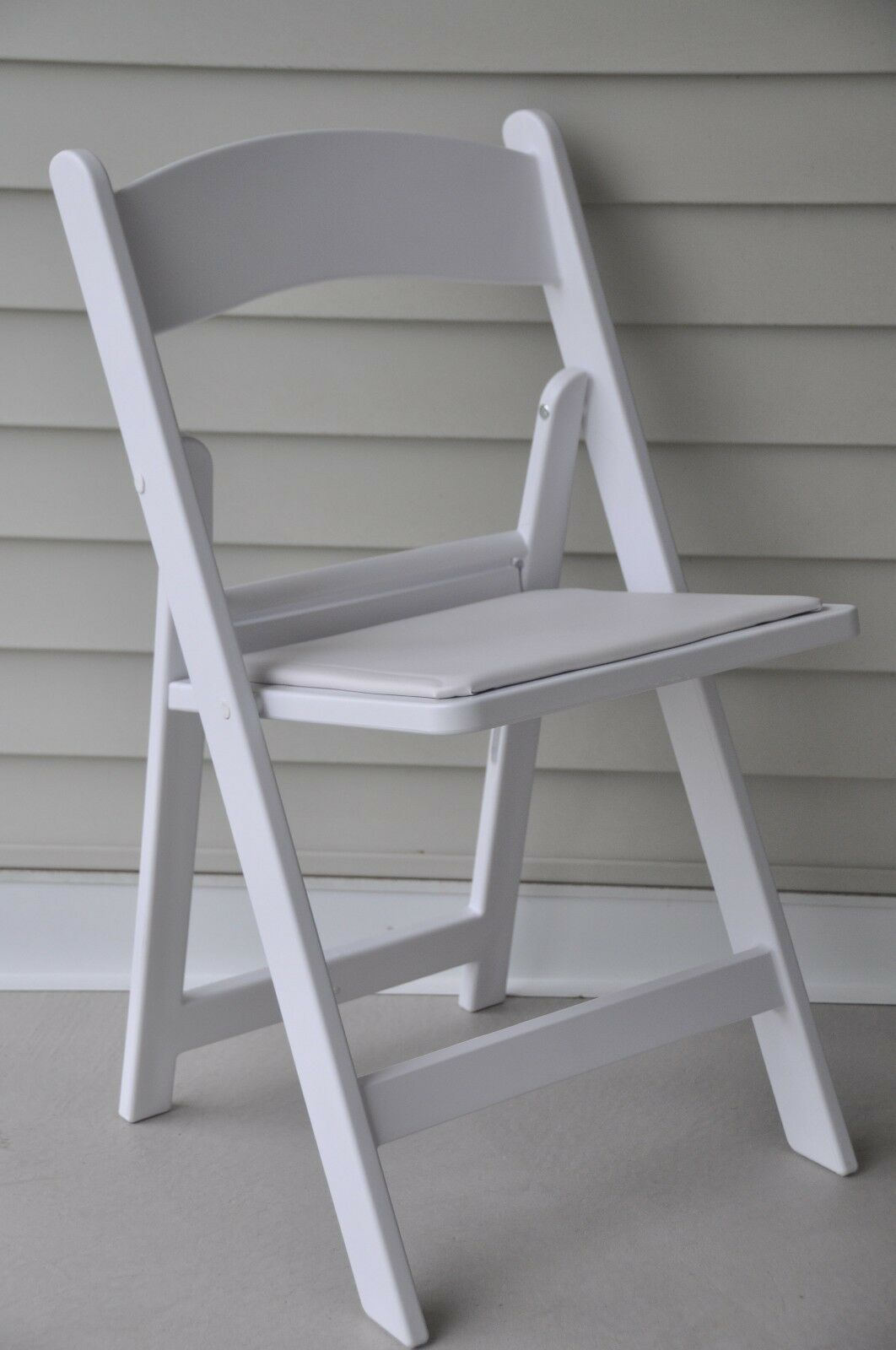 commercial folding chairs classic ikea chair 48 white resin office meeting