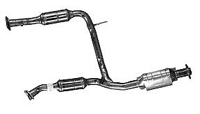 Catalytic Converter for 2002 2003 2004 2005 Mercury