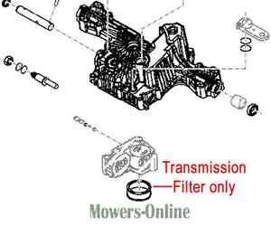 John Deere Transmission Filter M811687 Genuine Part