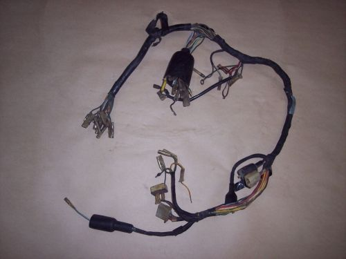 small resolution of 75 honda cb360 cb 360 oem wire harness wiring loom electrical for sale online ebay