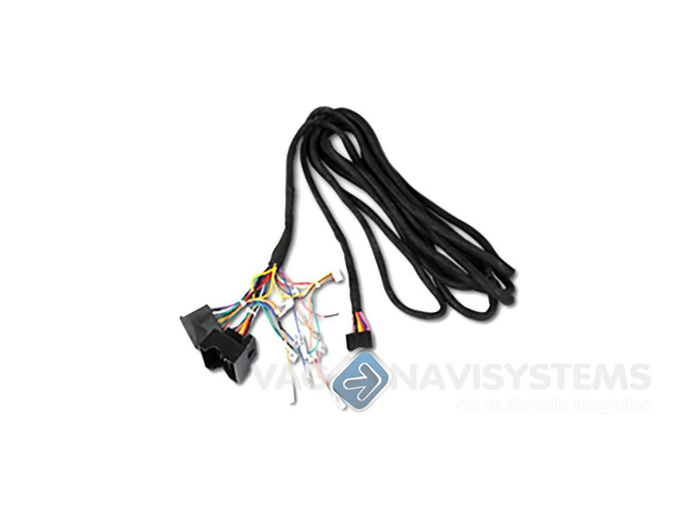 medium resolution of details about wiring harness iso bmw 6 meters battery on trunk