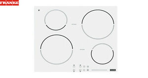 Franke FH 604-1W 4I T PWL WH Bulit-in Induction Kitchen