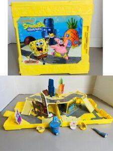 Spongebob Pop Up : spongebob, Spongebob, Squarepants, Matchbox, Adventure, Travel, Folding