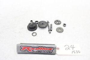 1987 HONDA FOURTRAX 125 TRX125 2X4 ENGINE MOTOR IDLER