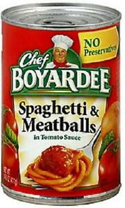 details about chef boyardee