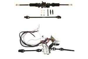Wicked Rackzilla Heavy Duty Rack Power Steering Kit Can Am