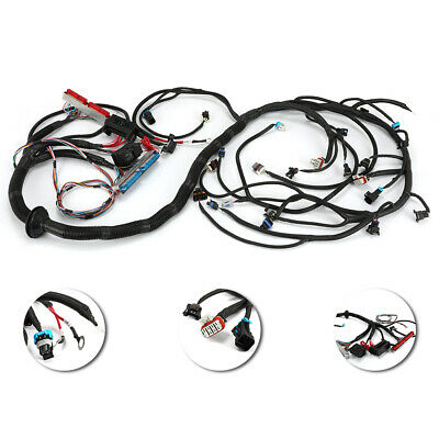 T56 Standalone Wiring Harness 1997-2002 LS1/LSX Engine and