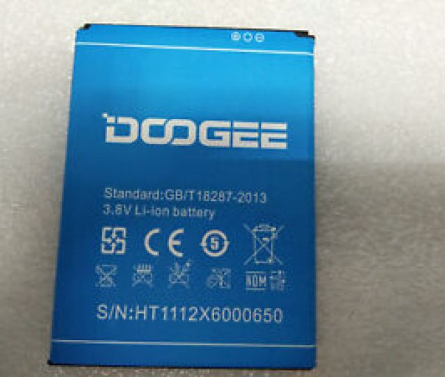 Image Is Loading New Battery For Doogee X6 Pro Smart Mobile