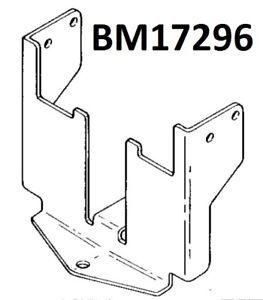 NEW JOHN DEERE BM17296 REAR WEIGHT BRACKET TRACTOR LX172
