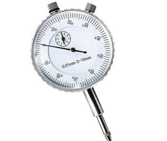 Image Is Loading Professional 0 10mm Dial Indicator Gauge Meter Precision