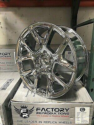 2020 Ram 1500 24 Inch Wheels : wheels, Chrome, Wheels, Laramie, Limited, Longhorn