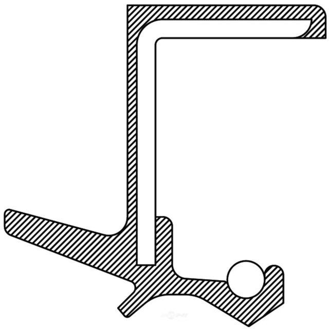 National Seals 710691 Front Output Shaft Seal Manufacturer