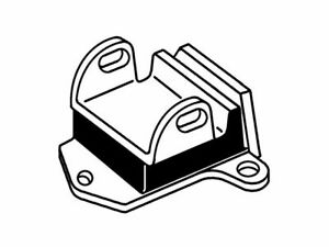 Front Engine Mount X423BW for Impala Chevelle Chevy II