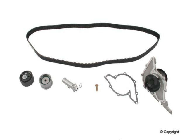 Engine Timing Belt Kit with Wate fits 2000-2005 Audi A6
