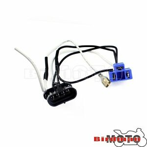Wire Harness Adapter LED Headlight Socket Connector Plug