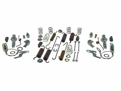 Rear Drum Brake Hardware Kit For 1998-2002 Dodge Durango