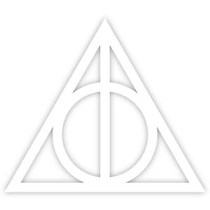 Harry Potter Deathly Hallows Symbol 8