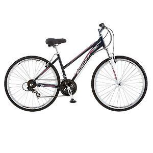 Schwinn GTX 1.0 700c Womens Dual 16 Sport Bike,16-Inch