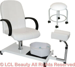 pedicure chair disposable liners best ergonomic chairs 2018 white station hydraulic & massage foot spa beauty salon equipment