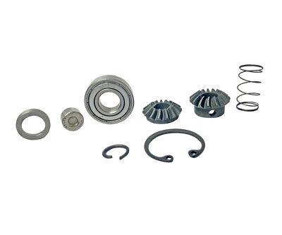 Vespa Starter Motor Repair Bevel Conical Gear Bearing Kit